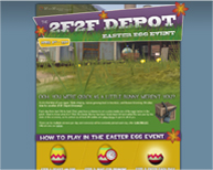 2f2f Depot - Easter Egg Event
